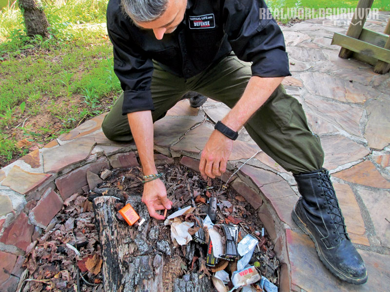 6 Backwoods Safety Tips Before You Build A Fire, building a fire, fire, backwoods fire, fire tips, fire safety, fire building
