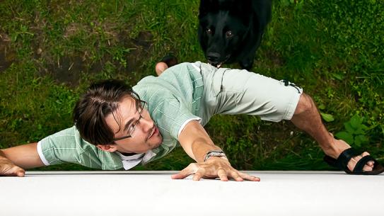 Dog Attack survival 6