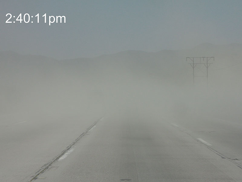 SEDGE winter 2015 dust storm 3