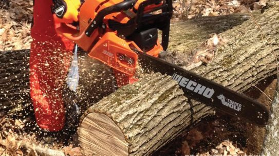 buying a used saw/ Chainsaw for firewood business