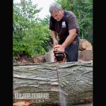 buying a used saw Pro Power Firewood cutting saw