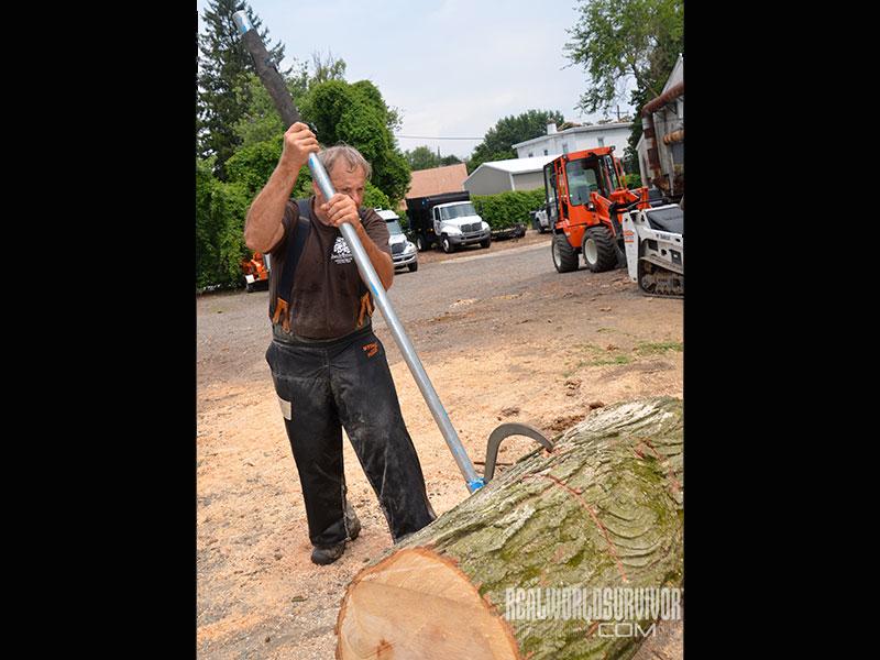 Firewood business