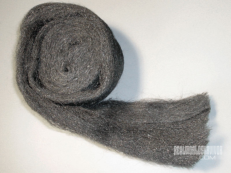 steel wool fuel