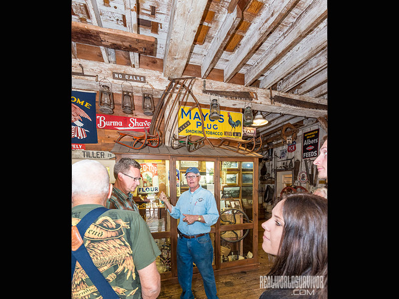 Butte Creek Mill Tours