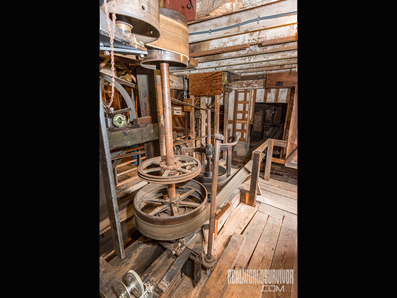 Butte Creek Mill Operations