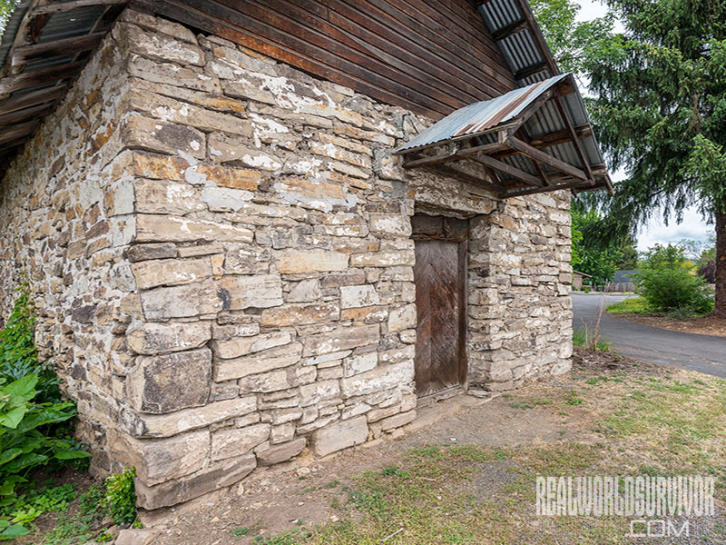 Butte Creek Mill Ice House