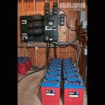 Three-Inverter off-grid System