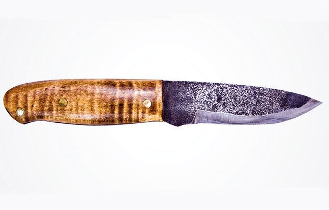 Coalatree Haswell Survival Knife lead