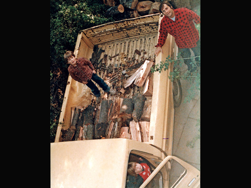 Shechtman Tree Care firewood