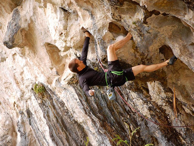 Mountain Climbing safety cardio