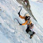 Mountain Climbing safety partner