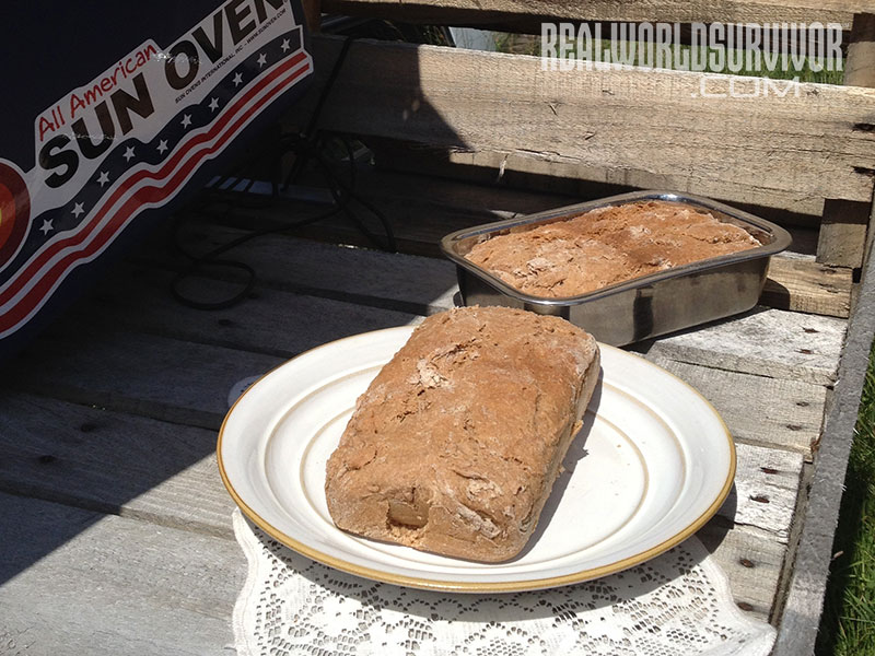 Hand Milling Flour