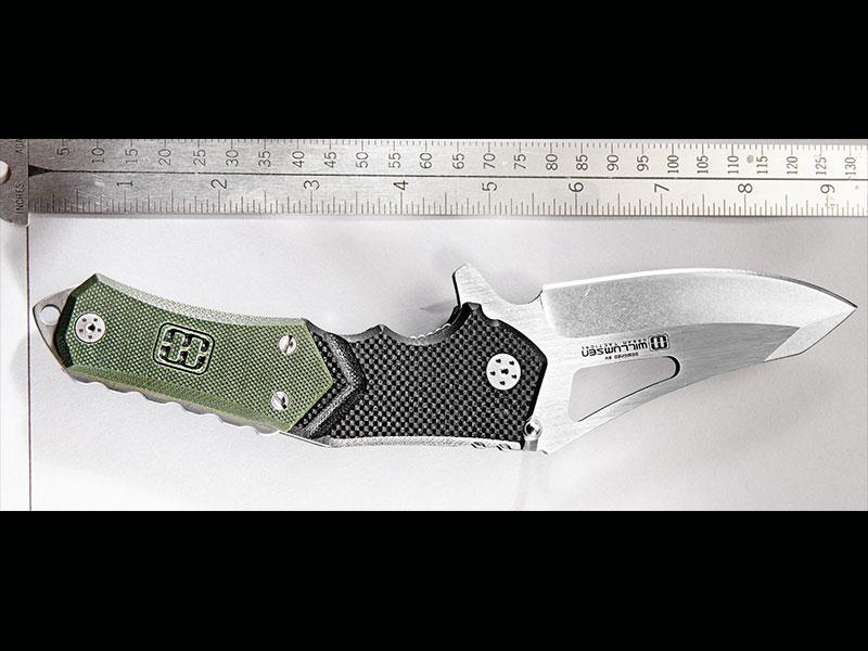 folding knives, Sedge spring 2015 Lansky Responder X9 knives