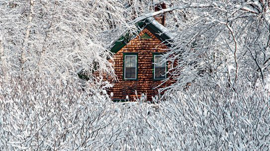Blizzard-Proof your house