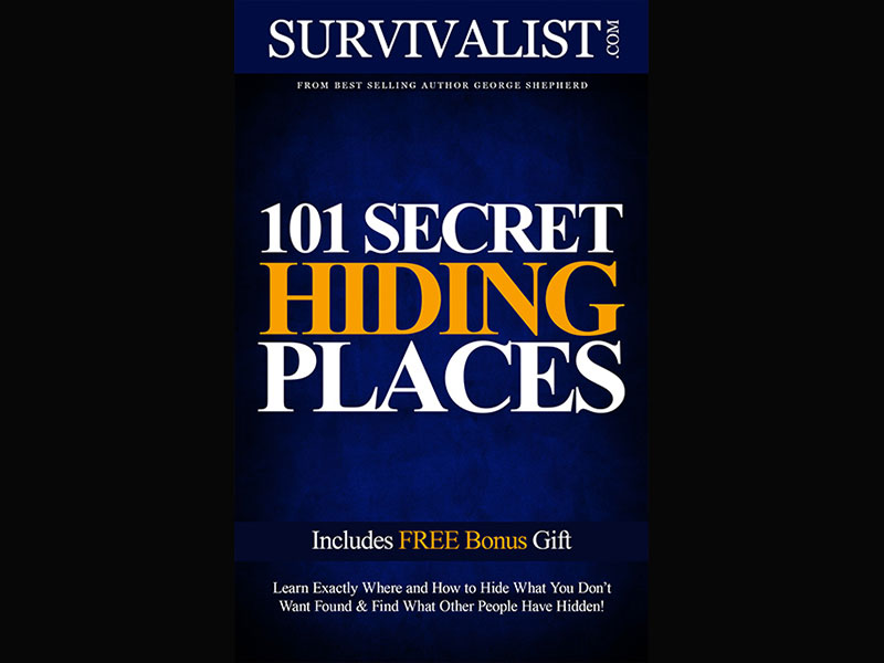 101 secret hiding places George shepherd