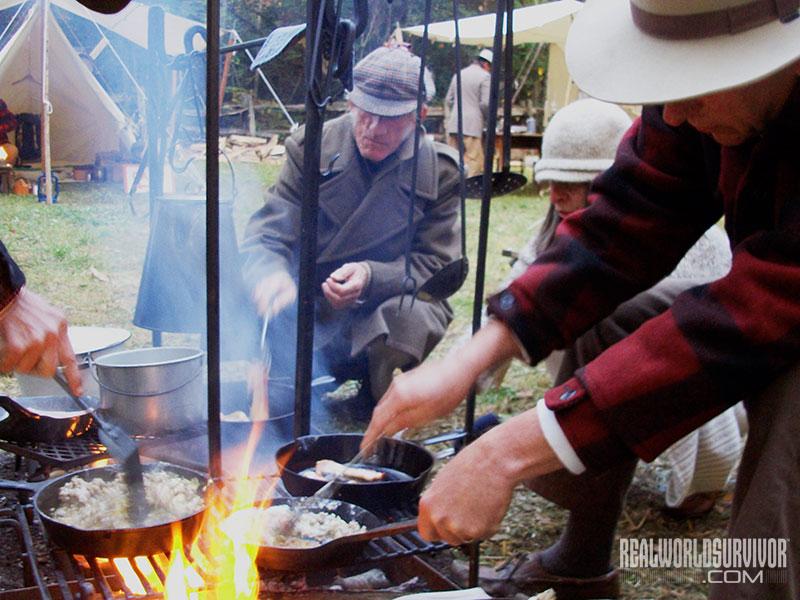 comeback camping revival