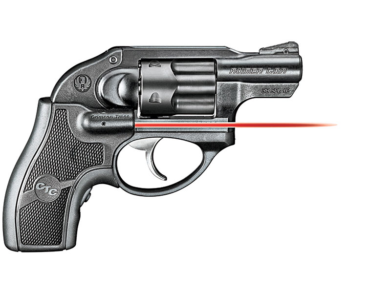 Ruger LCR 13 close-range self-defense snubbies