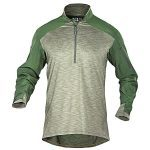 cold weather clothing 5.11 Tactical Rapid Response Quarter Zip