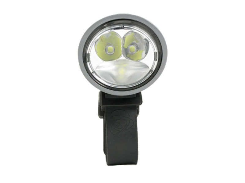 TAZ 1500 LED Bike Light front view