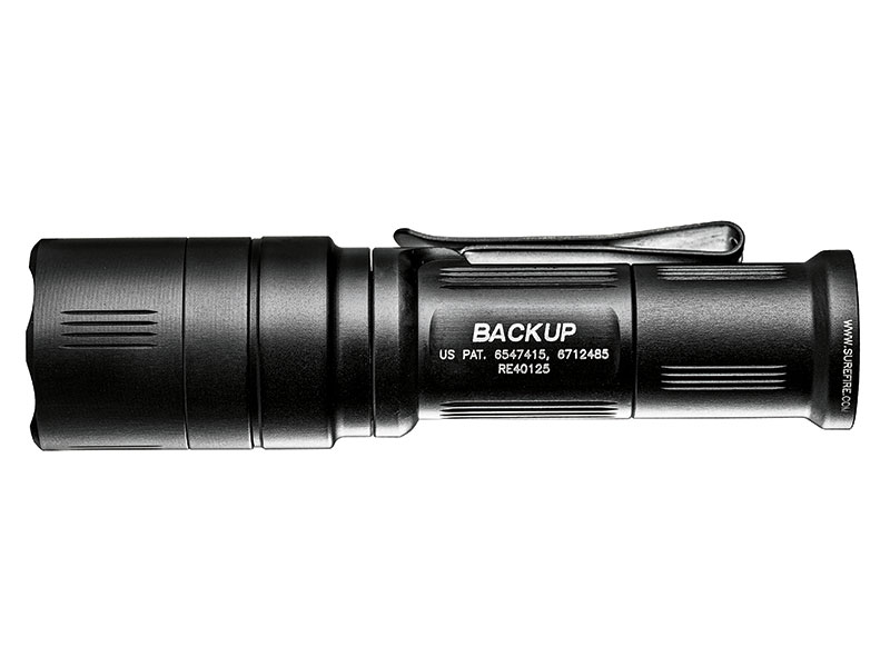 SureFire survival flashlight EB1 Backup