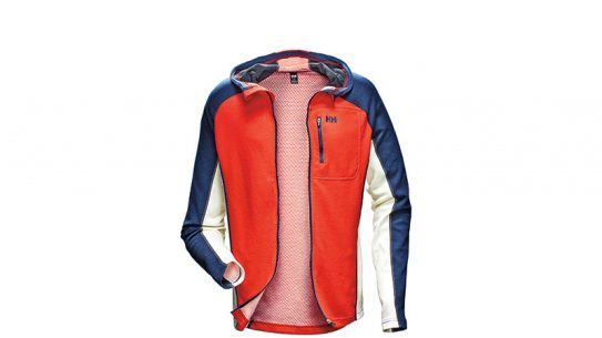 cold weather clothing Helly Hansen Warm Flow FZ Hoodie cold weather clothing