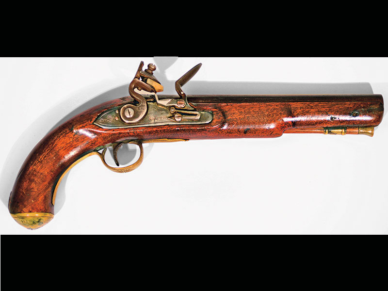 Smith's English Trade Pistol