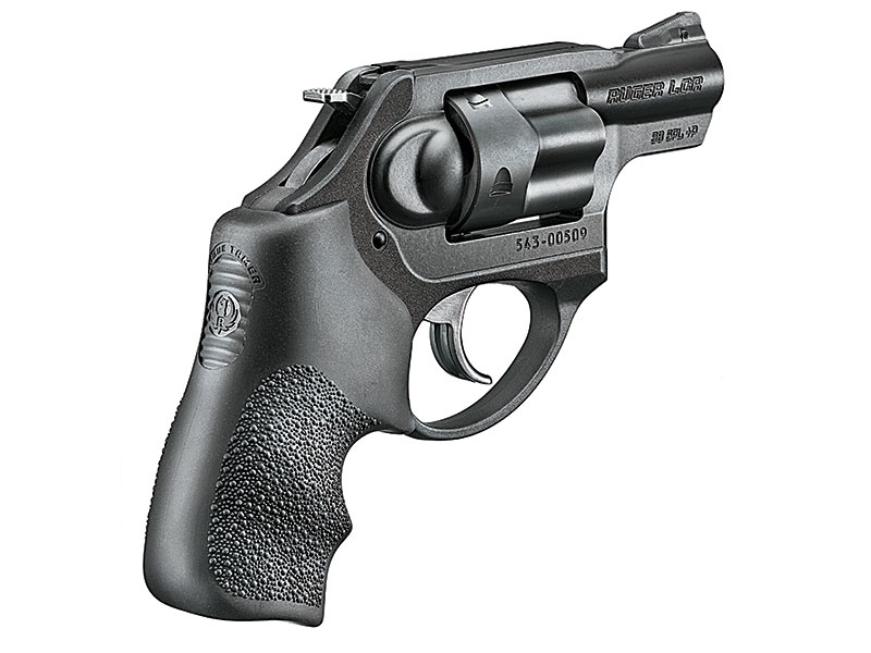 Ruger LCRx 13 close-range self-defense snubbies