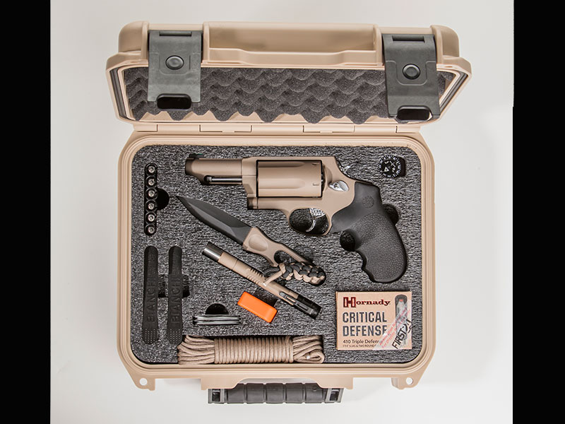Taurus First 24 kit full case