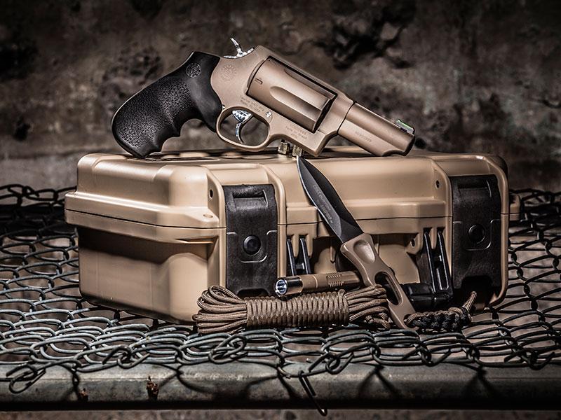 Taurus First 24 kit Judge Revolver