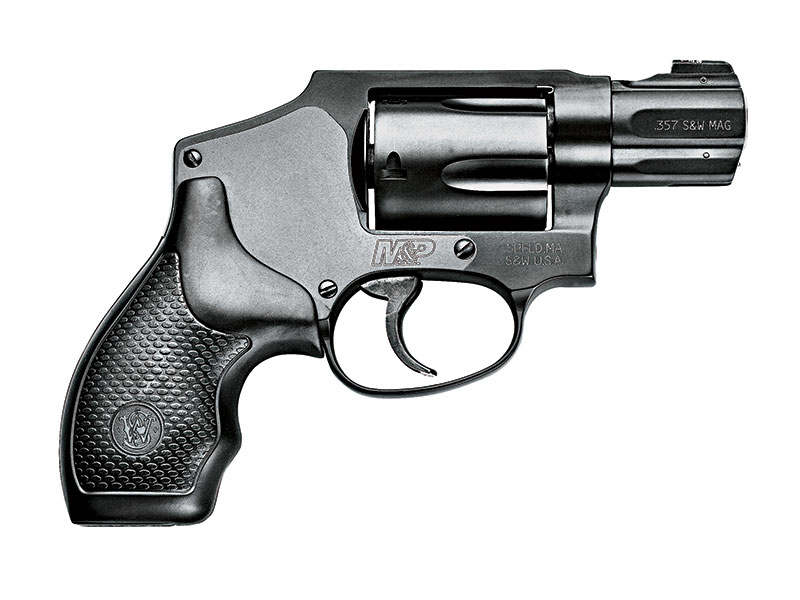 Smith & Wesson M&P340 13 close-range self-defense snubbies
