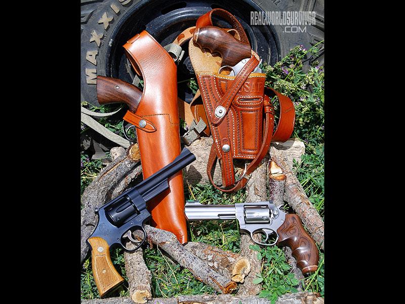 .357 Magnum Wheelgun