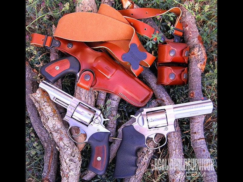 .357 magnum revolver speedloaders