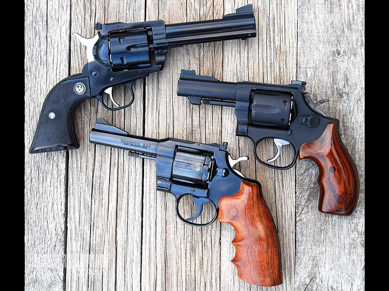 S&W Colt Ruger .357 Magnum