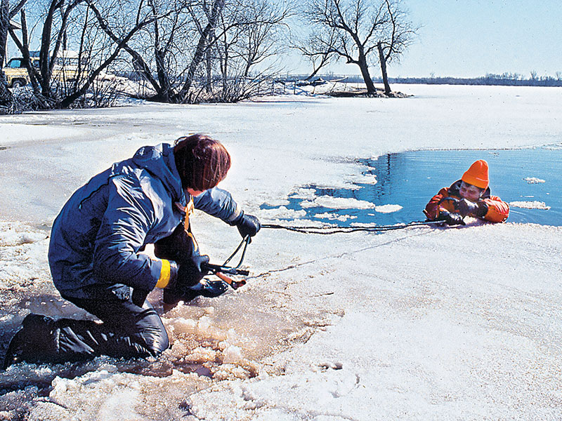 47 Deadly ice dangers