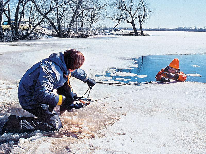 47 Deadly ice dangers