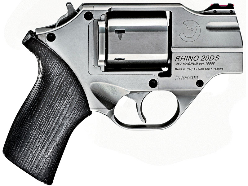 Chiappa Rhino 20DS13 close-range self-defense snubbies