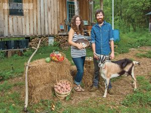 Hannah and Jesse Frost Rough Draft Farmstead