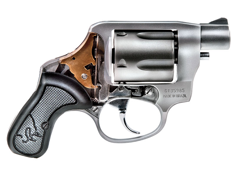 Taurus View 13 close-range self-defense snubbies