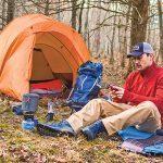 Camping SEDGE spring 2015 tent