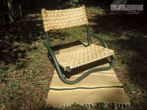 Camp Chair DIY