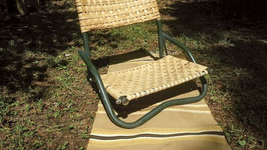 Camp Chair DIY