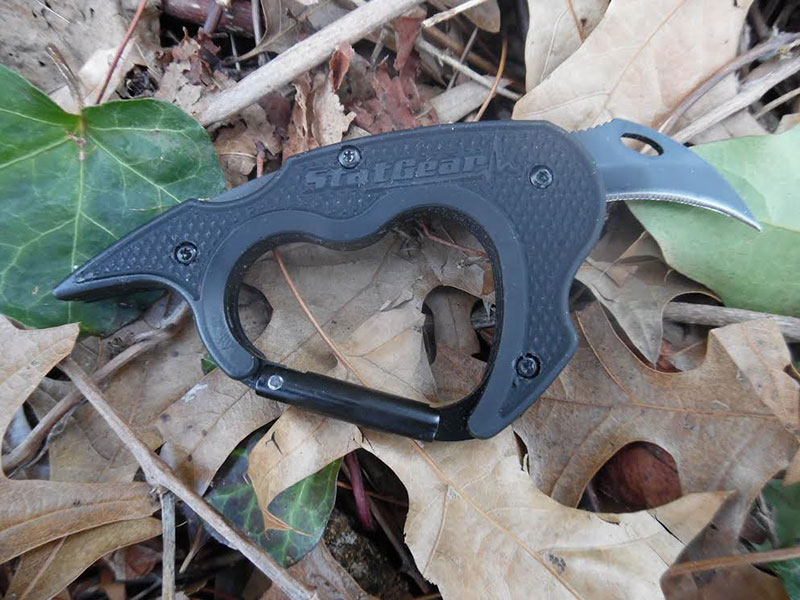 StatGear CaraClaw Carabiner Knife