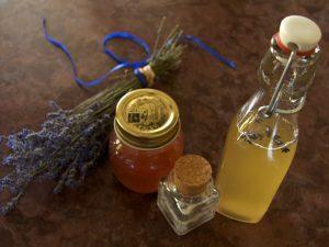 DIY herbal cough syrup