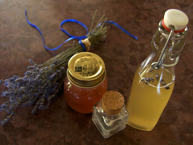 DIY herbal cough syrup