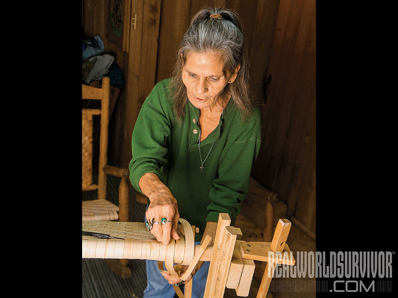 NP Spring 2015 rocking chairs caning chairs