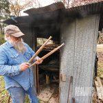 NP Spring 2015 rocking chairs testing wood