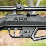 Umarex NXG APX spring 2015 safety