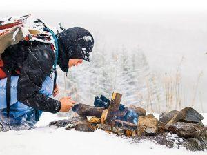 Sedge spring 2015 build a fire
