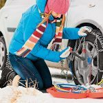 snow tires winter driving safety tips