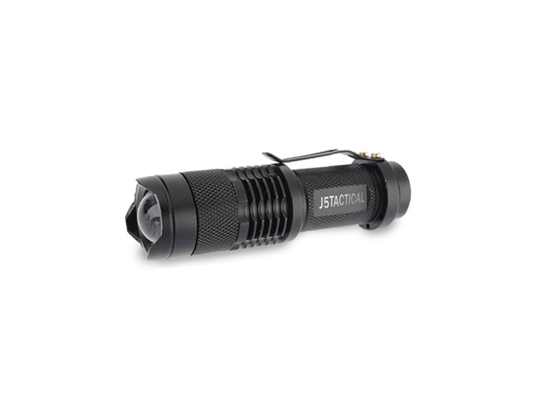 SurvivalKit.com J5 Tactical Flashlight